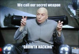 buzzword growth hacking